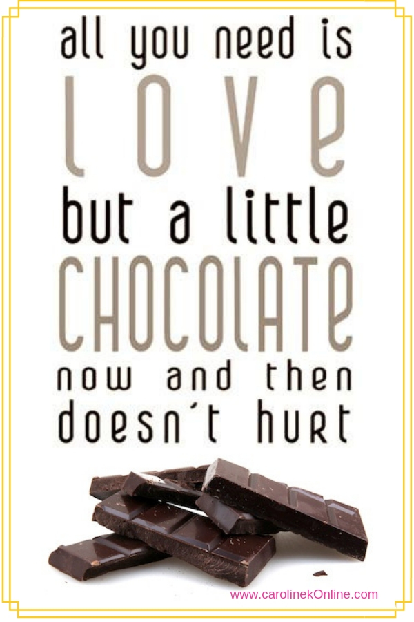 Chocolate is Healthy for you