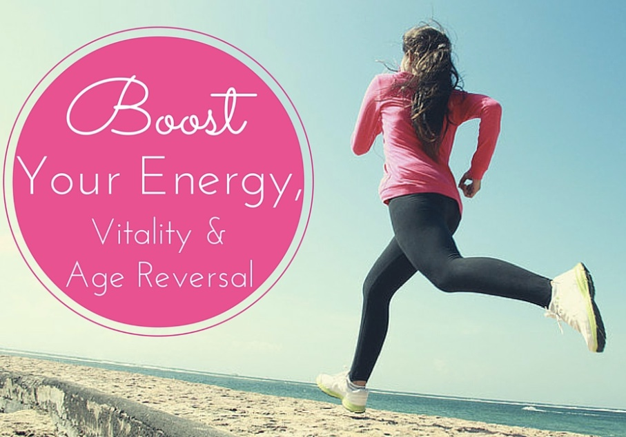 Age Reversal and More Energy