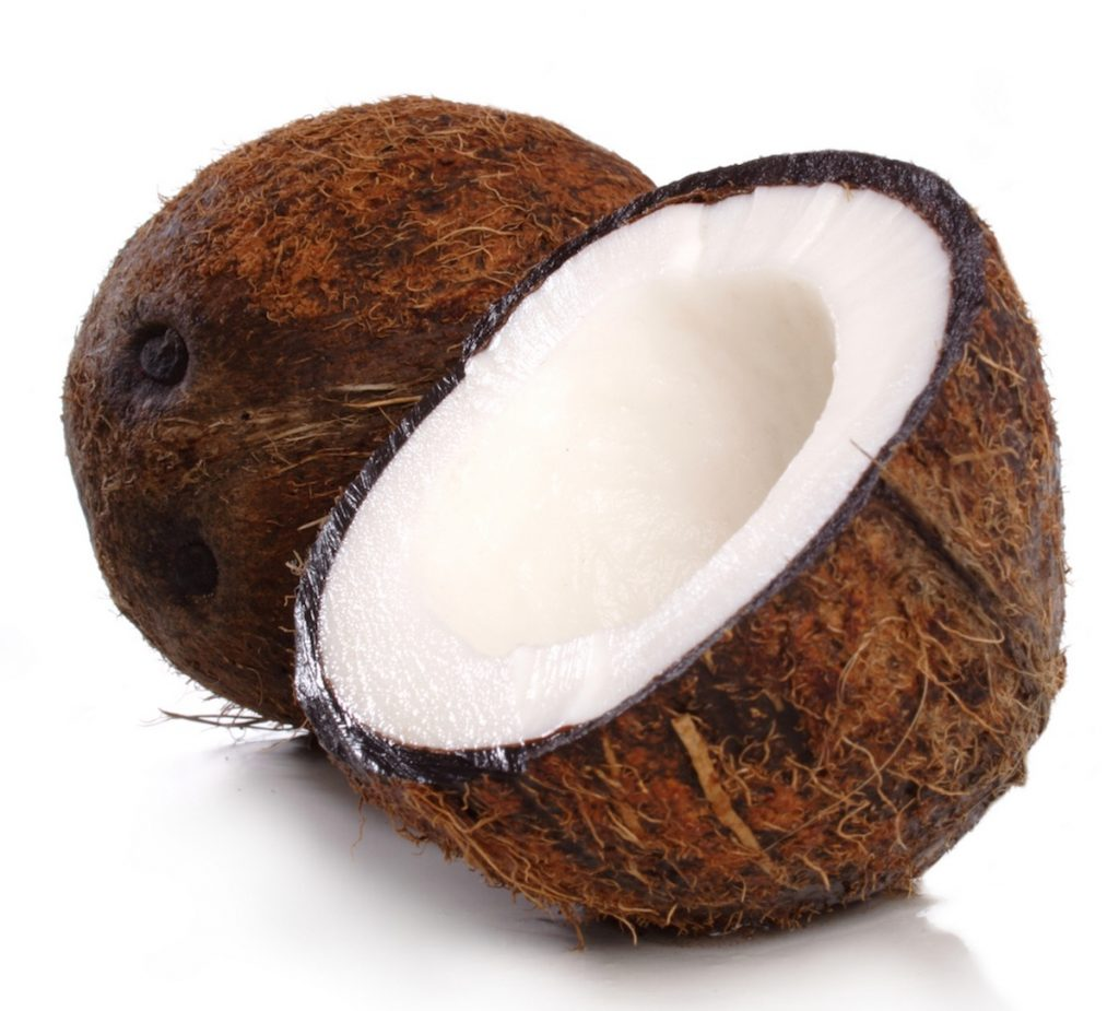 Coco nut oil for beautiful skin