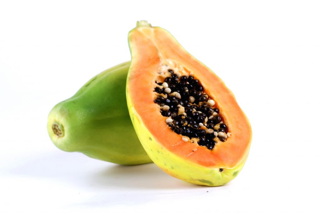 Papaya for beautiful skin