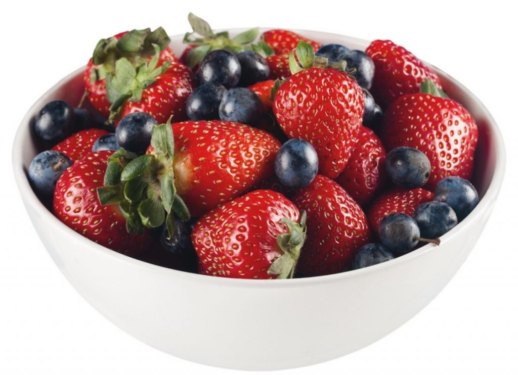 Berries for beautiful skin