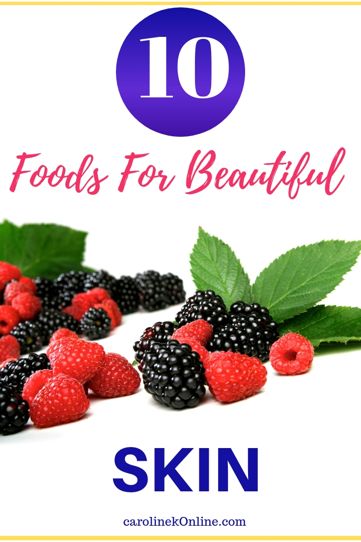 Foods for beautiful skin