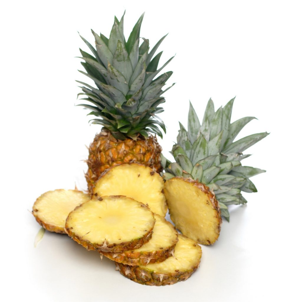 Pineapple for beautiful skin