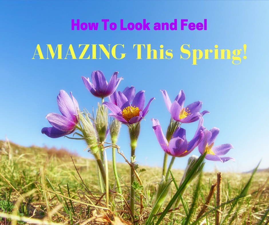 This Spring - Look and Feel amazing