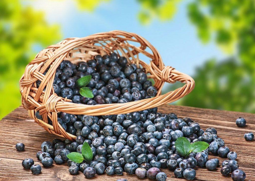 Berries and Veggies - Feel and look amazing