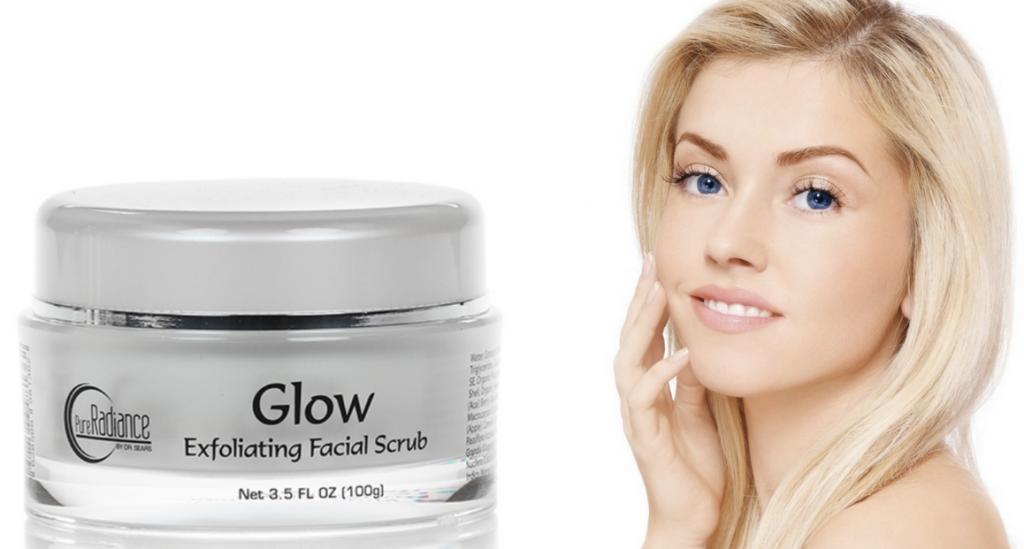 Glow - Exfoliate your skin