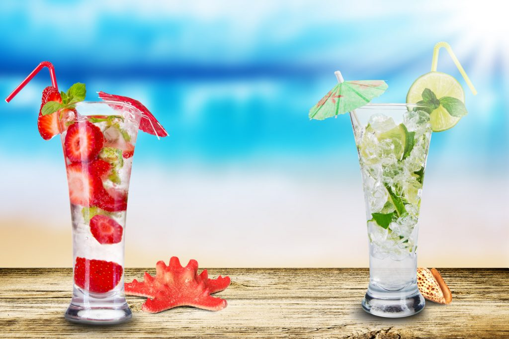 Healthy Summer Drinks