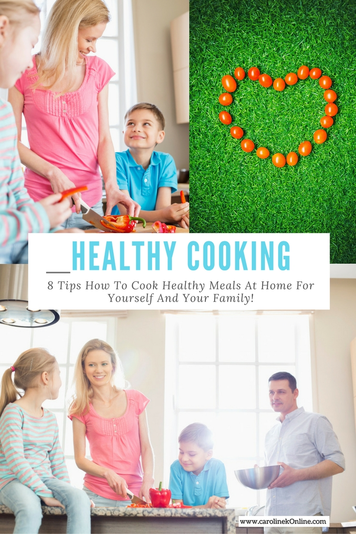 Healthy Cooking - Improve Your Health