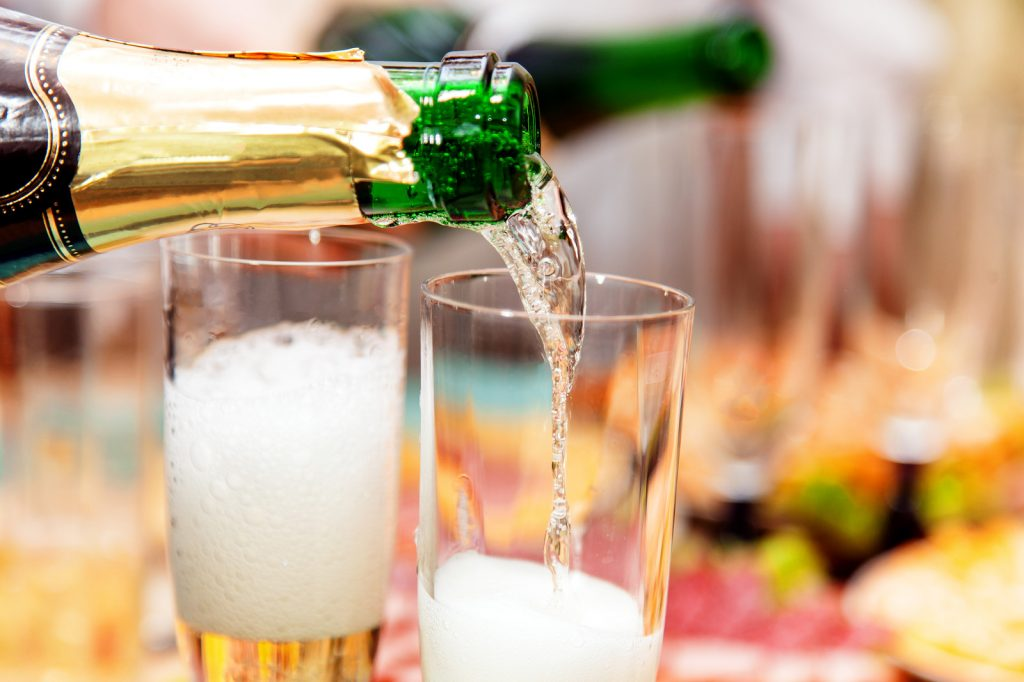 Health Benefits of Champagen
