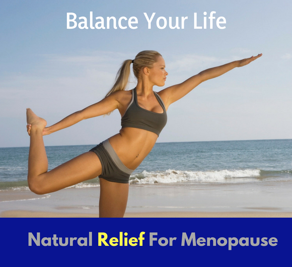 Natural Relief Menopause
