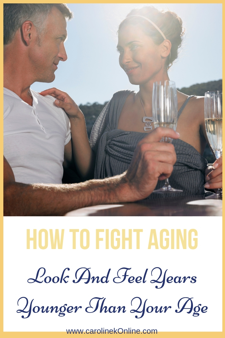 Fight Aging - Look and Feel Years Younger
