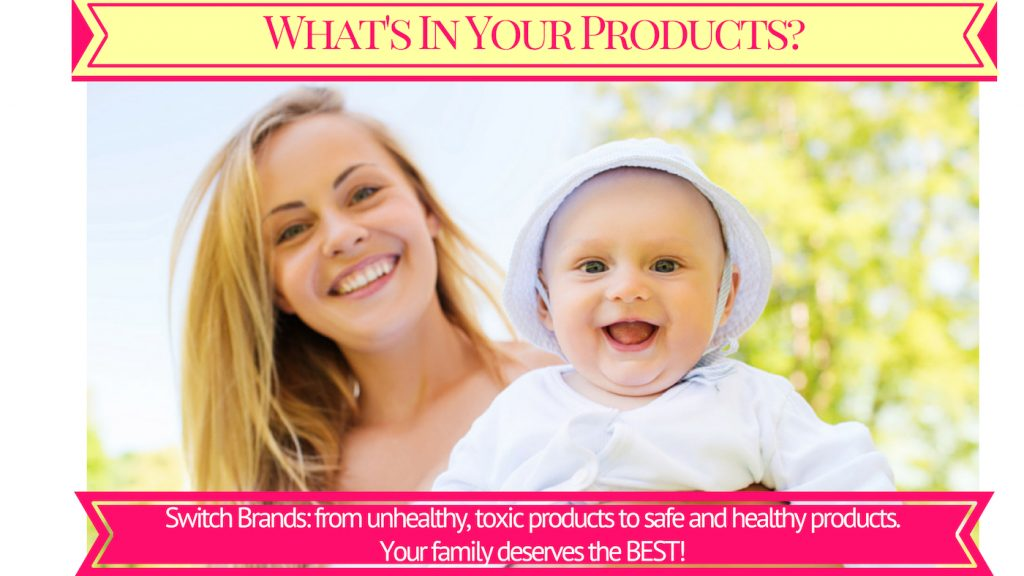 Safe and Toxin free Shampoo