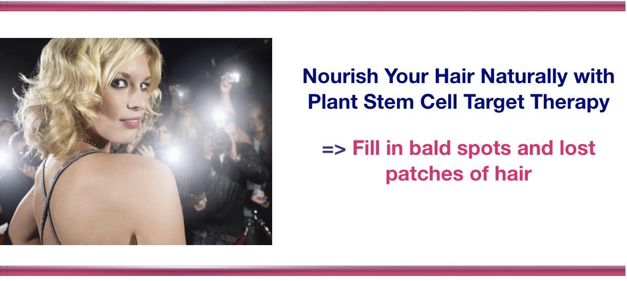 Hair Stem Cell Target
