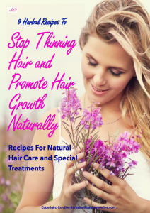 Stop Thinning Hair