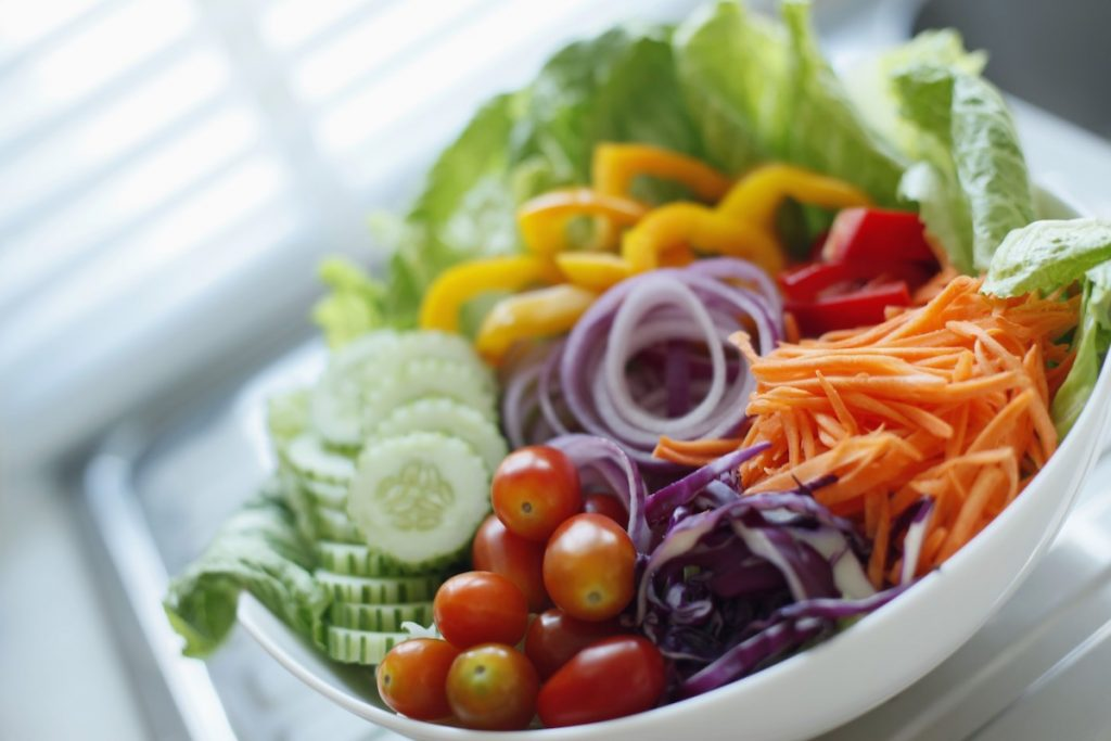 Healthy Foods and Gut Health