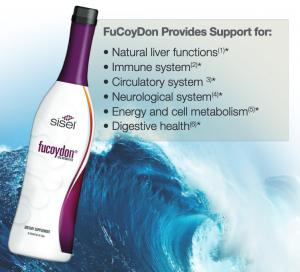 FuCoyDon and Fucoidan